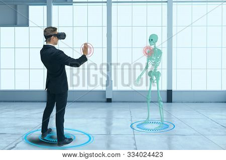 Engineering Try To Use Augmented Mixed Virtual Reality With Digital Twins, Advanced Seismic Techniqu