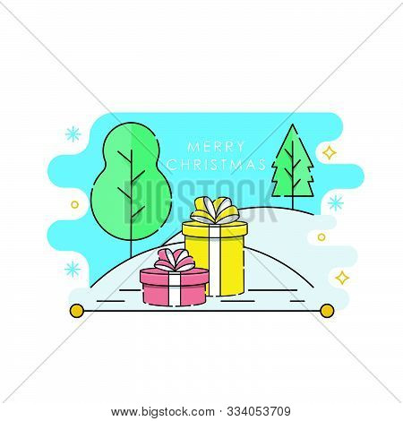 Gift Box. Gift Box Vector. Gift Box Icon. Gift Box Background. Gift Box Vector illustrations. Gift Box logo. Gift Box illustrations. Present Vector. Present Icon. Gift Box for Birthday, party, present, Christmas. Gift Box vector illustration isolated on w