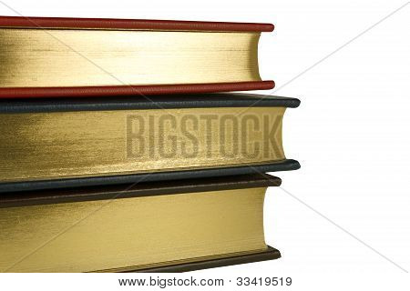 Gold Trimmed Books