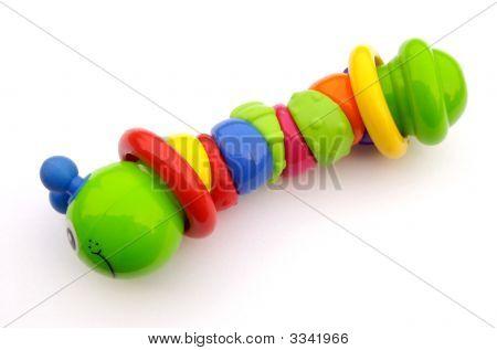 Toy Catapillar