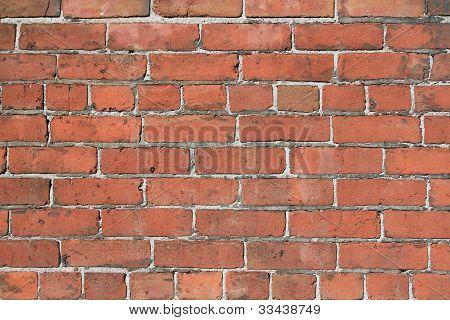 1890's Seattle Brewery Brick Wall