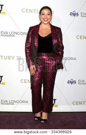 LOS ANGELES - NOV 15:  Jusitina Machado at the 2019 Eva Longoria Foundation Gala at Four Seasons Los Angeles at Beverly Hills on November 15, 2019 in Los Angeles, CA