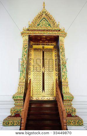 Design Beautiful Thai Temple