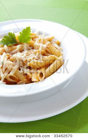 Pastsa With Cheese