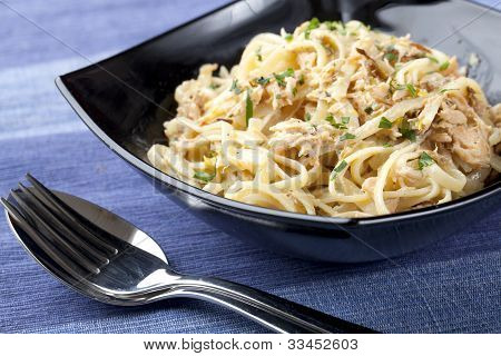 Spaghetti With Meat