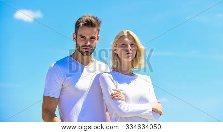 fashion concept. understanding and support. they have relationship problems. couple in love. married in heaven. Social problem. Betrayal and divorce. family psychology. interpersonal relationship poster