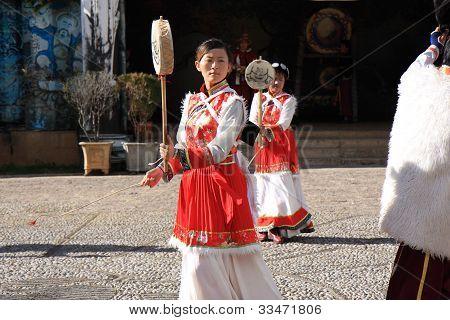 Naxi Ethnic Dance