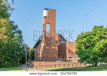 Eisenhower Chapel At Penn State University