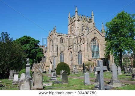 Dunfermline Abbey Church