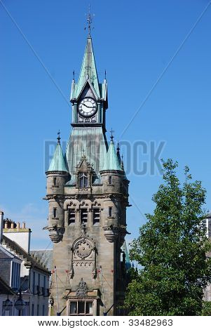 Dunfermline Clock Tower