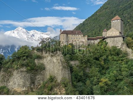 Castle In South Tyrol