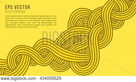 4 Line Background