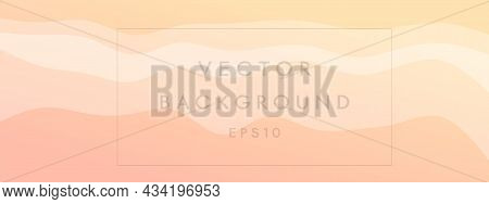 Abstract Wave Fluid Line Geometric Minimalistic Modern Gradient Background Combined Pastel Colors. T