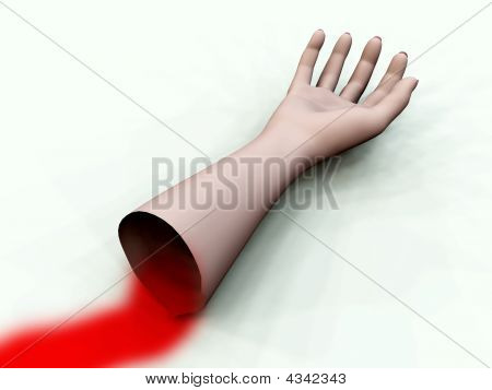 Bloody Arm