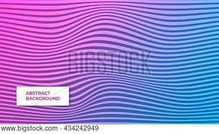 Abstract Purple Blue Line Background Of Gradient Smooth Background Texture On Elegant Rich Luxury Background Web Template Or Website Abstract Background Gradient Or Textured Background Purple and Blue Paper.