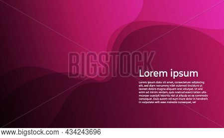 Abstract Dark Pink Background Of Gradient Smooth Background Texture On Elegant Rich Luxury Background Web Template Or Website Abstract Background Gradient Or Textured Background Pink Paper.