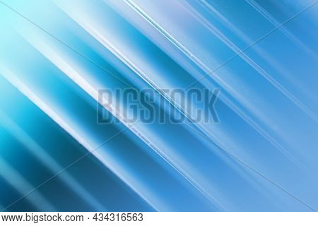 Abstract futuristic technology dynamic cool blue lines background