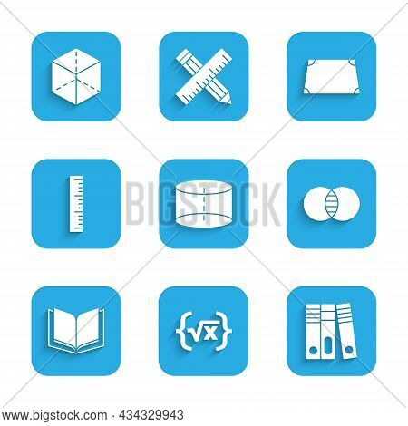 Set Geometric Figure Cylinder, Square Root Of X Glyph, Office Folders, Mathematics Sets A And B, Ope