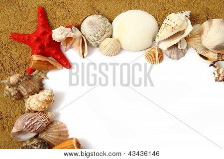 Very Nice Sand Frame