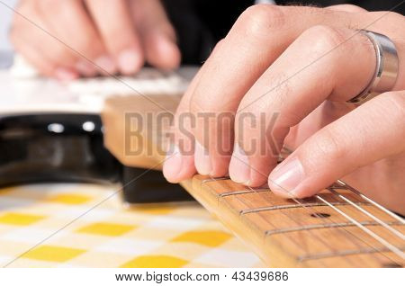 The Fingers Of The Guitar