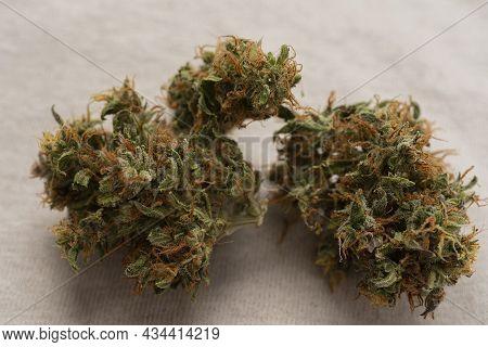 Prescription Medical Marijuana Flower. Cannabis Bud. Medical Marijuana Strain. Dispensary Menu.