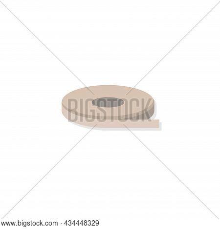 Measurement Transparent Vector Clipart. Measurement Transparent Isolated Flat Icon.
