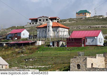 Khoy Village. Chechnya, Russia, Caucasus