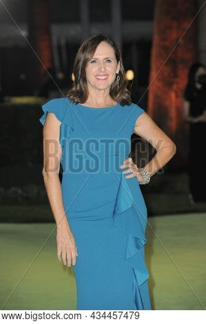 Molly Shannon at the Academy Museum of Motion Pictures Opening Gala held at the Academy Museum of Motion Pictures in Los Angeles, USA on September 25, 2021.