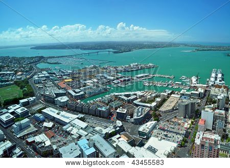 Auckland - City Of Sails, New Zealand