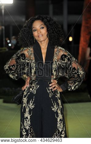 Angela Bassett at the Academy Museum of Motion Pictures Opening Gala held in Los Angeles, USA on September 25, 2021.