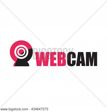 Vector Logo Of Webcam Studio, Sex And Private Chat