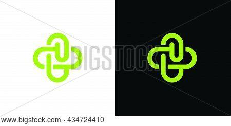 Modern And Elegant Health Memo Logo Design