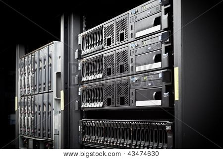 Server Rack Hard Disks