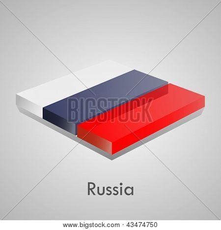 European flags set