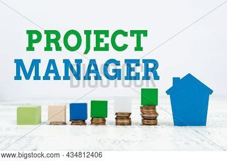 Conceptual Caption Project Manager. Business Overview Overall Charge Of The Planning And Execution O