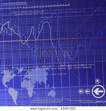 Didital finance background