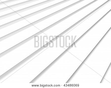 White Background With Lines