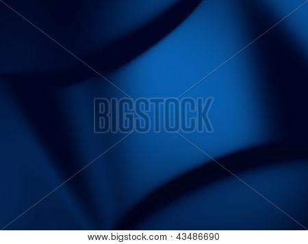 Elegant Blue Metallic Background