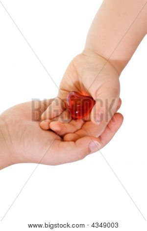 Handing Over My Heart