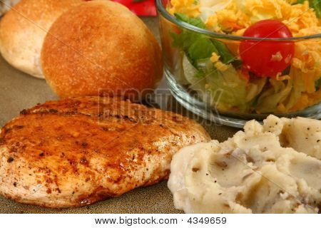 Ckicken Fillet Meal
