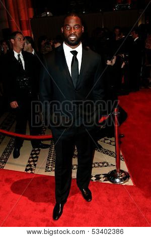 NEW YORK-SEP 17: Pro football player Justin Tuck attends the 14th annual New Yorkers For Children Fall Gala at Cipriani 42nd Street on September 17, 2013 in New York City