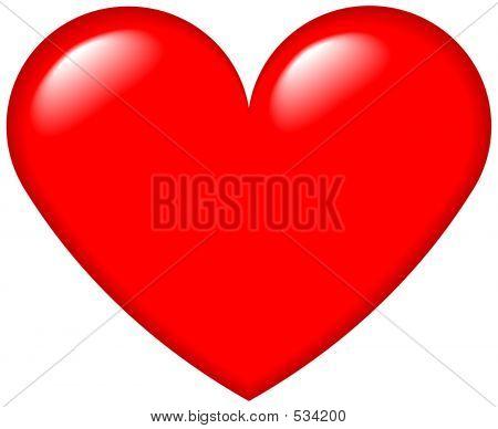 Grafische hart 4