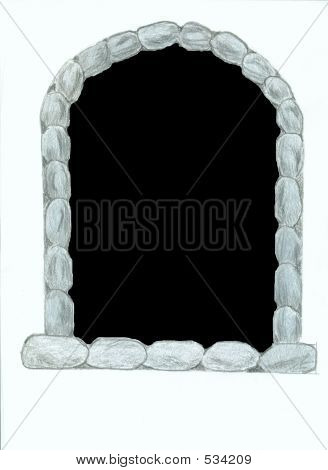 The Castle Window ...