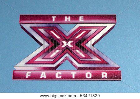 LOS ANGELES - NOV 4:  X Factor at the 2013