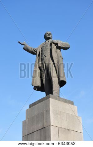 Statue Of Lenin