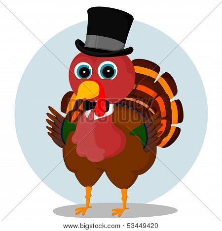 Elegant Turkey