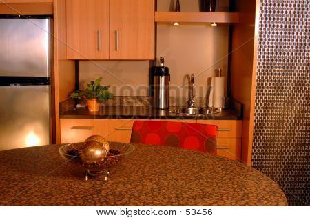 Interior Breakroom