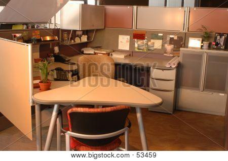 Desk Job Space