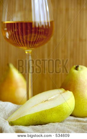 Drink And Pears I