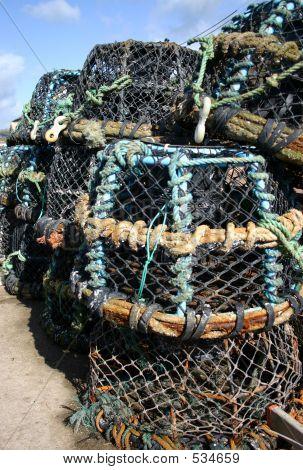 Crab Baskets